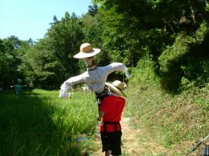 農作業初体験