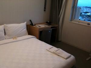 ホテル東急ビズフォート那覇の部屋