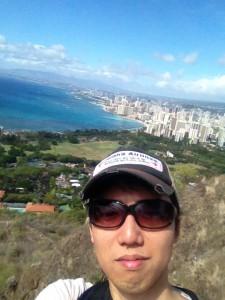 ハワイでスマホを活用しました